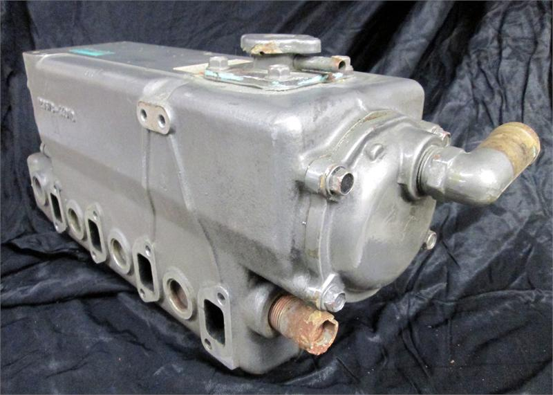 129673-44000 USED HEAT EXCHANGER FOR YANMAR 4JH3-HTE