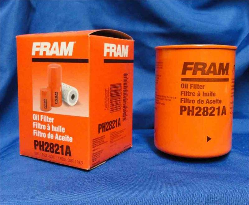 Fram PH2821A Oil Filter